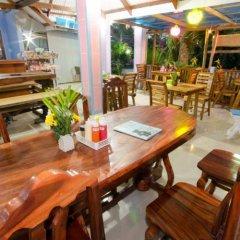 Отель Panpen Bungalow Phuket питание