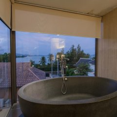 Отель Aqua Villa A.1 by Natthita ванная