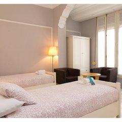 Отель B&B Hi Valencia Cánovas 3* Стандартный номер с различными типами кроватей фото 8