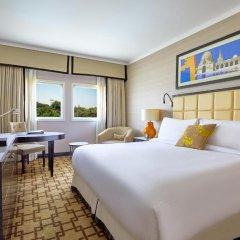 Отель Hilton Cairo Heliopolis, Egypt 5* Стандартный номер с различными типами кроватей