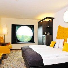 Отель ARCOTEL Onyx Hamburg 4* Номер Комфорт с различными типами кроватей фото 2