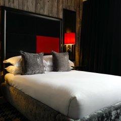 Отель Malmaison Manchester 4* Стандартный номер с двуспальной кроватью фото 8