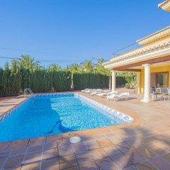 Отель Villa Bellavista бассейн