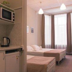 Арс Отель Семейная студия разные типы кроватей фото 2