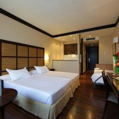 Отель Aparthotel Attica 21 Vallés 3* Люкс с различными типами кроватей