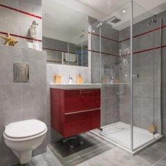 Отель Tawerna Rybaki Сопот ванная фото 2