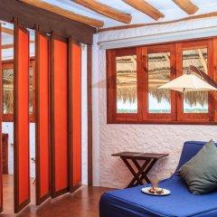 Отель Las Nubes de Holbox 3* Люкс с различными типами кроватей фото 14