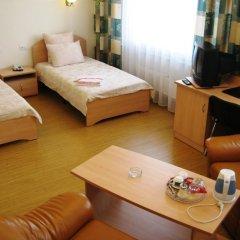 Гостиница Корона 2* Полулюкс с двуспальной кроватью фото 6