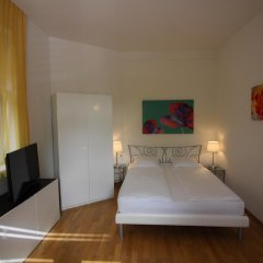 Отель Swiss Star Oerlikon Inn Апартаменты с различными типами кроватей