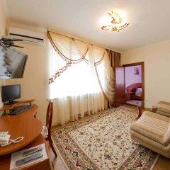 Кристина Отель 2* Люкс разные типы кроватей
