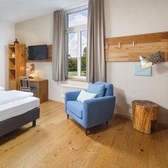 Hotel Alpenblick 3* Стандартный номер с различными типами кроватей фото 2