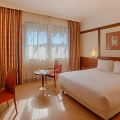 Отель NH Roma Villa Carpegna 4* Улучшенный номер с различными типами кроватей фото 5