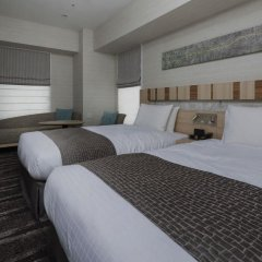 Hotel Sunroute Ginza 3* Стандартный номер с 2 отдельными кроватями фото 8