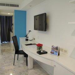 Отель Grand President Bangkok 4* Студия с различными типами кроватей