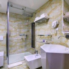 Hotel Nadezda 4* Стандартный номер с различными типами кроватей фото 2
