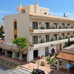Отель Los Rosales Испания, Форментера - отзывы, цены и фото номеров - забронировать отель Los Rosales онлайн балкон
