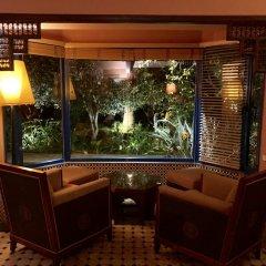 Отель La Villa Mandarine Марокко, Рабат - отзывы, цены и фото номеров - забронировать отель La Villa Mandarine онлайн интерьер отеля