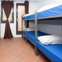 Galaxy Star Hostel Barcelona Кровать в женском общем номере с двухъярусной кроватью фото 2