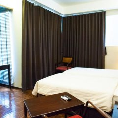 Отель Baan Silom Soi 3 2* Улучшенный номер с разными типами кроватей фото 31