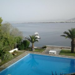Отель Kavouri Flat Греция, Афины - отзывы, цены и фото номеров - забронировать отель Kavouri Flat онлайн бассейн