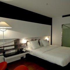 Отель Hilton Madrid Airport 4* Стандартный номер с различными типами кроватей фото 3