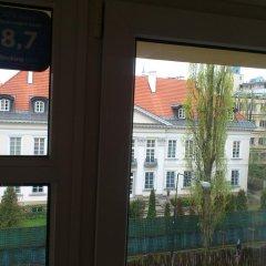 Отель Apartament Saski Варшава комната для гостей