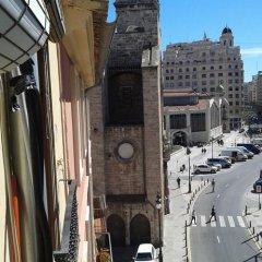 Апартаменты Sampedor Apartment Валенсия балкон