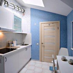 Гостиница 12 Месяцев 3* Апартаменты разные типы кроватей фото 5