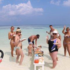 Отель Liberty Guest House Maldives 3* Номер Делюкс с различными типами кроватей фото 10
