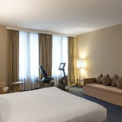 Отель UNA Hotel Tocq Италия, Милан - отзывы, цены и фото номеров - забронировать отель UNA Hotel Tocq онлайн комната для гостей фото 3