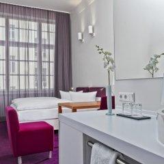 Отель Wyndham Garden Berlin Mitte 4* Стандартный номер с различными типами кроватей фото 2