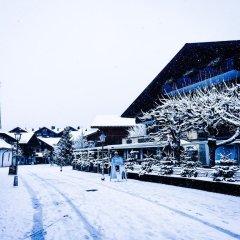 Отель Chalet Aebnetbode Швейцария, Гштад - отзывы, цены и фото номеров - забронировать отель Chalet Aebnetbode онлайн спортивное сооружение