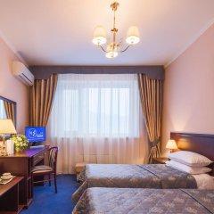 Гостиница Салют 4* Номер Комфорт с разными типами кроватей фото 11