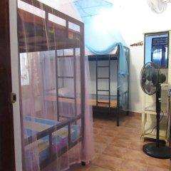 Kind & Love Hostel Кровать в общем номере с двухъярусной кроватью фото 9