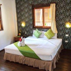 Отель Chaweng Park Place 2* Бунгало Делюкс с различными типами кроватей фото 12