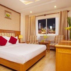 Cherry Hotel 2* Номер Делюкс с различными типами кроватей фото 5