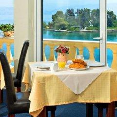 Отель Mouse Island Греция, Корфу - отзывы, цены и фото номеров - забронировать отель Mouse Island онлайн питание