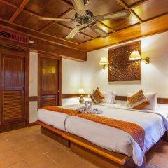 Отель Tropica Bungalow Resort 3* Стандартный номер с различными типами кроватей фото 12