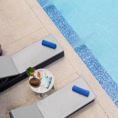 Отель Patong Bay Hill Resort сауна