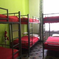 Хостел Уголок Кровать в мужском общем номере с двухъярусными кроватями фото 2