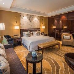Oriental Garden Hotel 4* Номер Бизнес с различными типами кроватей фото 5