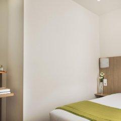 Отель Bel Oranger Gare De Lyon 3* Стандартный номер с различными типами кроватей фото 3