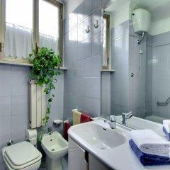 Отель Oltre le Mura Италия, Рим - отзывы, цены и фото номеров - забронировать отель Oltre le Mura онлайн ванная фото 2