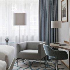Vienna Marriott Hotel 5* Стандартный номер с различными типами кроватей фото 10
