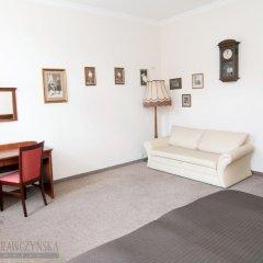 Отель Pensyonat Sopocki Сопот комната для гостей
