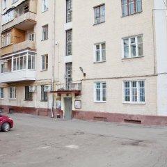 Апартаменты Apartments On Krasnie Vorota парковка