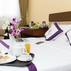 TTC Hotel Deluxe Saigon 3* Номер Делюкс с различными типами кроватей фото 12