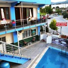Aspawa Hotel Турция, Памуккале - отзывы, цены и фото номеров - забронировать отель Aspawa Hotel онлайн бассейн фото 3