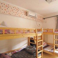 Отель Xian Ruyue Inn 2* Кровать в женском общем номере с двухъярусной кроватью фото 3