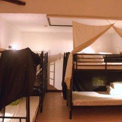 Hostel Yume-nomad Кровать в общем номере фото 3